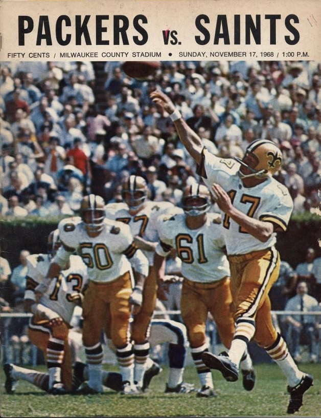 1968PACKERS-Saints11-17-LargeProgram